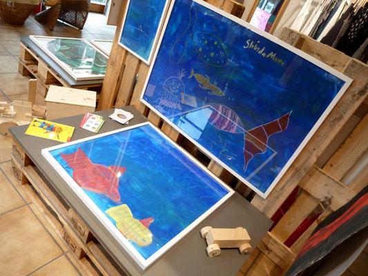 Farben ohne Grenzen - Kulturprojekte für minderjährige Flüchtlinge in Ulm