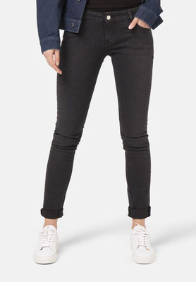 Skinny Lilly Mud Jeans stone black front – € 119,00