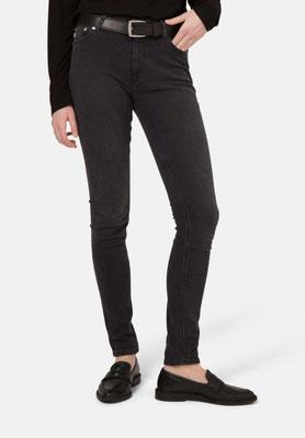 Skinny Hazen Mud Jeans stone black front – € 119,00