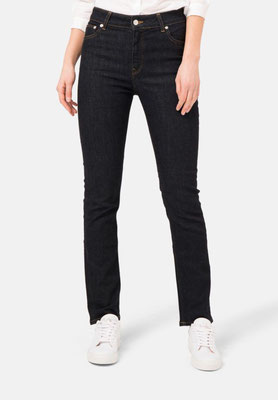 Regular Swan Mud Jeans strong blue front – € 119,00