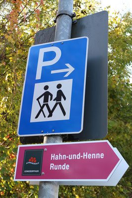 Hahn und Henne Runde Premium Wanderweg Zell