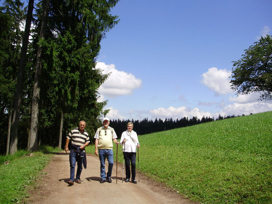 Wandern im Schwarzwald Kinzigtal Zell