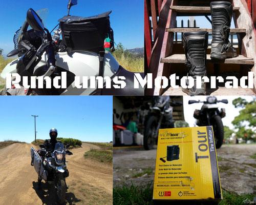 Erfahrungsberichte Rund ums Motorrad