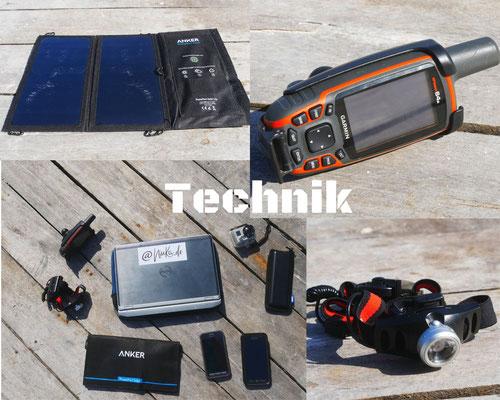 Erfahrungsberichte Technikausrüstung