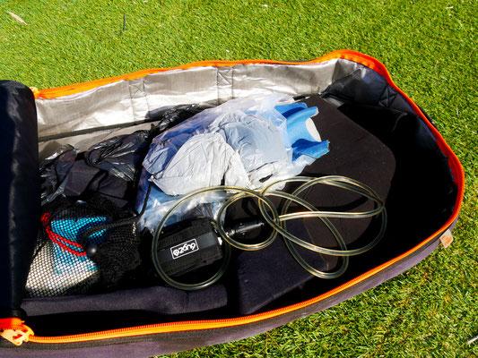 Nobile Kiteboarding Splitboard Easy Bag