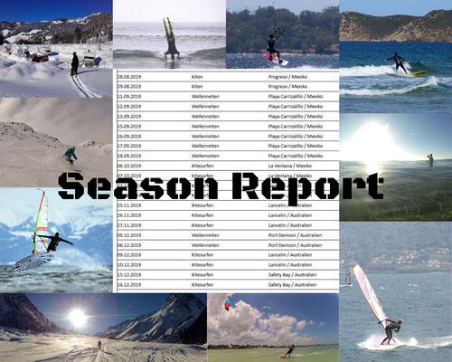 Season Report