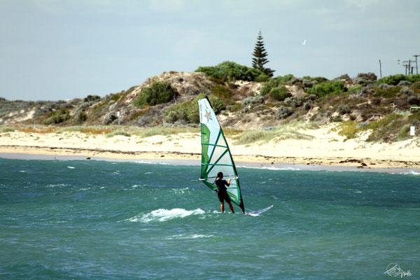 Windsurfing in West Australia