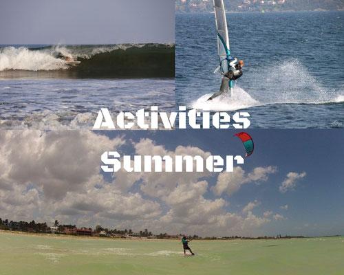 Activities Summer