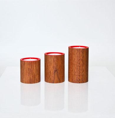 Besonderes aus Island: Kerzenhalter von Gudrunvald.