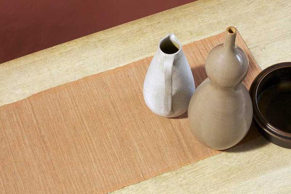 Lotus Collection Tischläufer aus Allo
