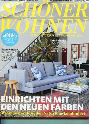 Schöner Wohnen Living At Home presse belege schönes verbindet das portal für lifestyle