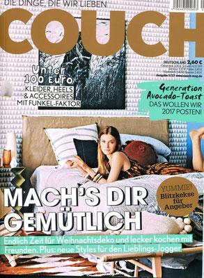 Fritz und Franken in Couch