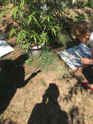 Stages peinture été 2019 Aix en Provence