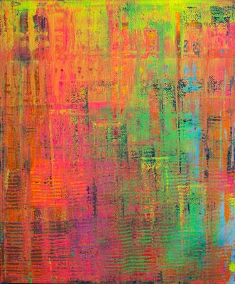 KERSTIN SOKOLL, Pop-up, 2020, O028, 120 x 100 cm