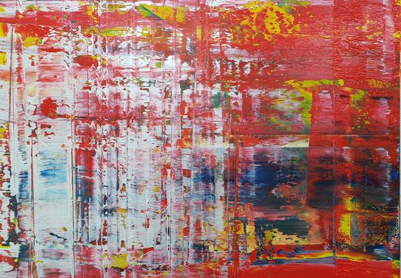 KERSTIN SOKOLL, Next Door to Paradise, 2020, P005, 100 x 140cm, SOLD