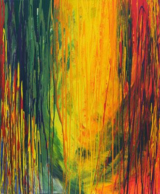 KERSTIN SOKOLL, Hidden Faces, 2018, O004, 2020, 120 x 100 cm