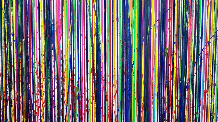 KERSTIN SOKOLL, Inferno, 2019, P001, 100 x 140 cm, SOLD