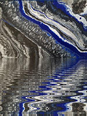 KERSTIN SOKOLL, Cave Creek, K005, 2016, 40 x 50 cm, Special Recognition Award 2019
