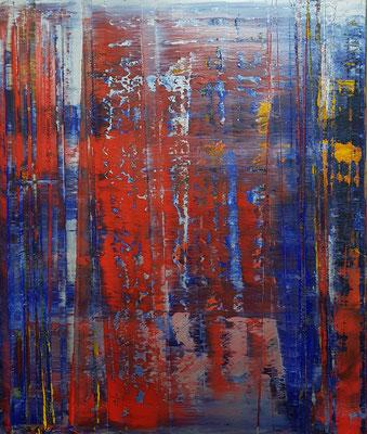 KERSTIN SOKOLL, Riga, 2020, O011, 120 x 100 cm