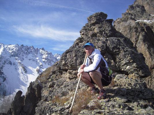 Seb le gardien, une décennie à courir l'arc alpin, se sédentarise enfin!