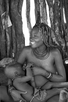 Femme Himba - Namibie