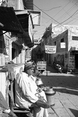 Ruelle de Jaisalmer - Inde