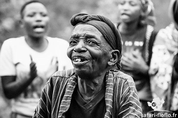 Tribu Pygmée - Ouganda