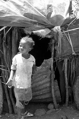 Enfant Samburu - Kenya