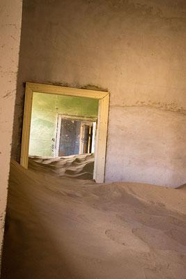 La ville fantôme de Kolmanskop