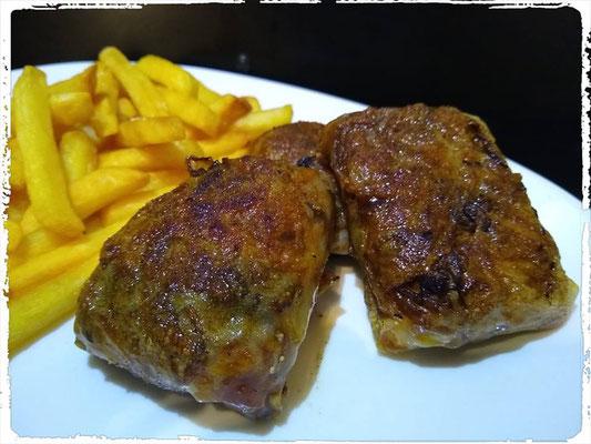 Vegan Fried Chicken vom Großen M