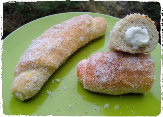 Fluffige Butter-Vanille-Stangen