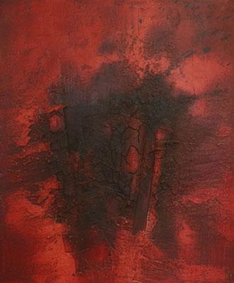 So schön wird´s nie wieder, Marmormehl, Öl auf Leinwand, 100 x 120 cm, 2015, Preis auf Anfrage