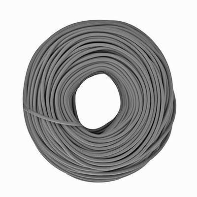 Textilkabel - grau