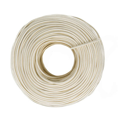 Textilkabel - beige