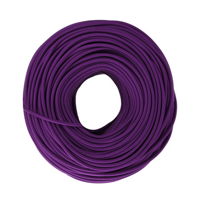 Textilkabel - violett