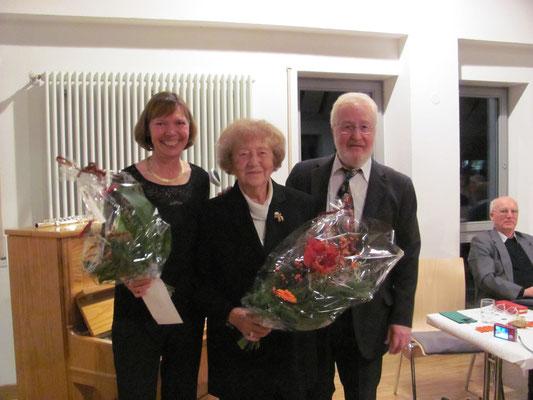Frau Lehnherr, Frau Näckel-Maier und Jürgen Braekow