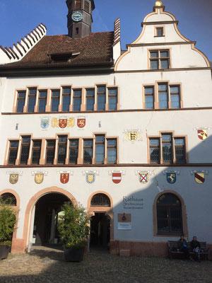 Rathaus in Staufen