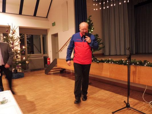 Peter Böhler von der Bergwacht