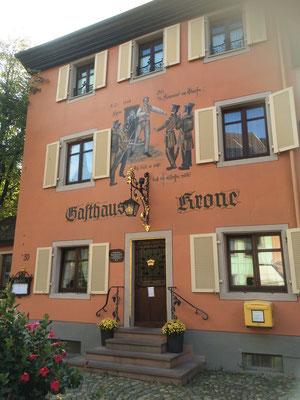 Gasthof Krone, ein Schauplatz der Badischen Revolution