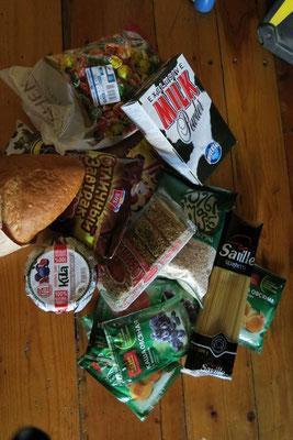 Lebensmittelvorrat