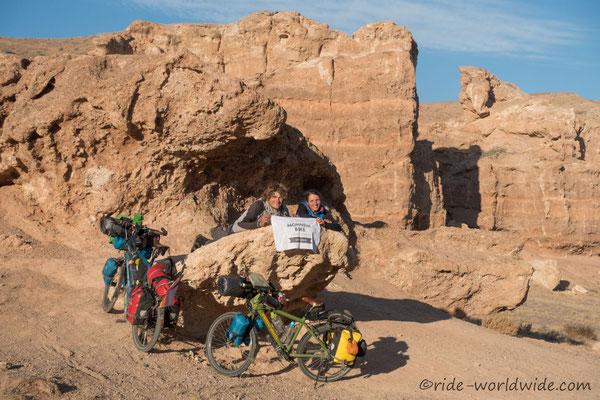 Charyn Canyon - Kasachstan