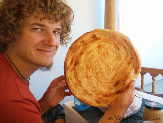 Blätterteig Brot