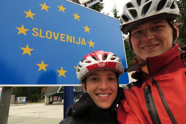 Slowenien das fünfte Land unserer Reise