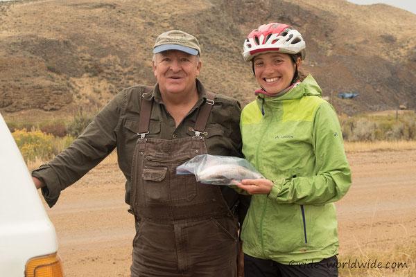 Johan und der Fisch