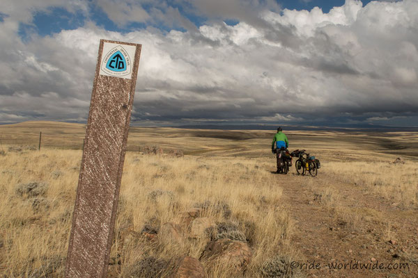 Continental Divide Hiking Trail