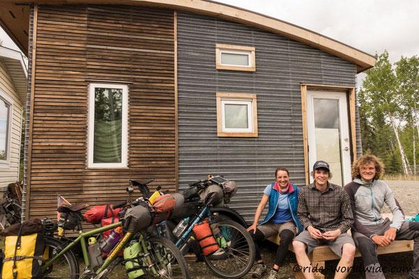 Kanada i yukon endlose weite im wahren norden ride for Minimalistische lebensweise
