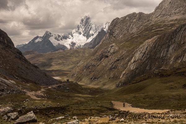 Cordillera Huayhuash, Jirishanca