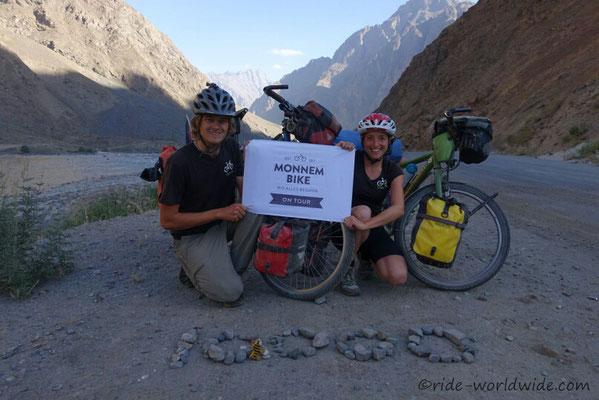 10.000 km im Sattel - Pamir Highway in Tadjikistan