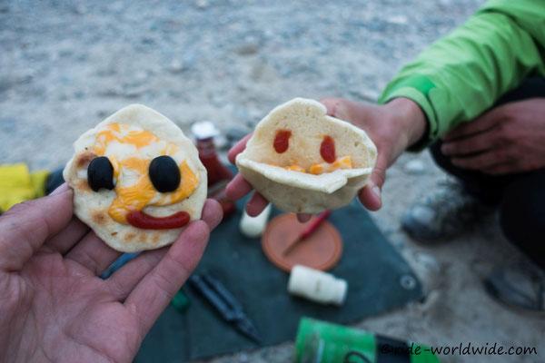 Brot backen auf dem Campingkocher