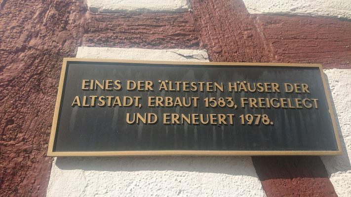 Rathausstraße Bad Homburg 1/2